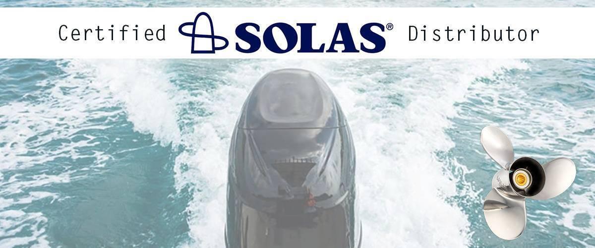 Certified Solas Distributor Propeller Shop