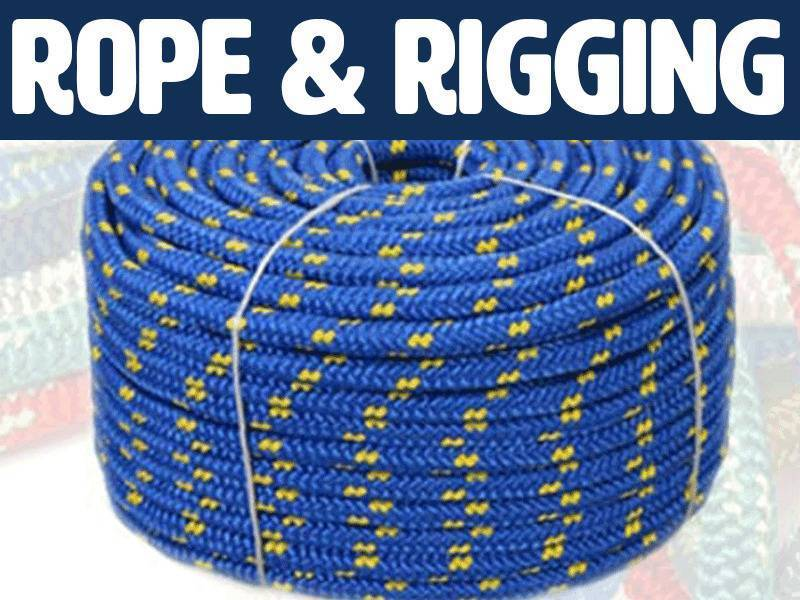 Rope & Rigging